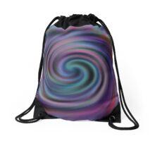 free spirit Drawstring Bag