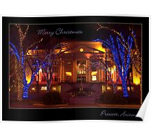 Happy Holidays from Prescott Arizona Poster