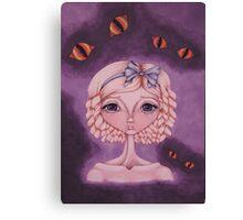 Wicked Wonderland Canvas Print