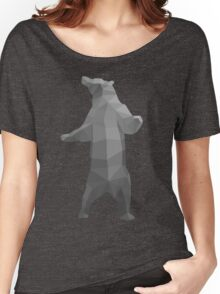 Standing Bear // G2 - Vector Women's Relaxed Fit T-Shirt