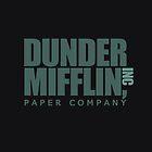 Dunder Mifflin Paper Company by Sarah  Mac