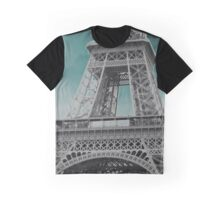 France - Eiffel Tower Graphic T-Shirt