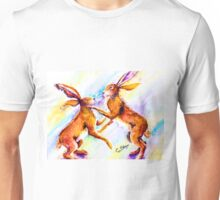 BOXING CLEVER Unisex T-Shirt