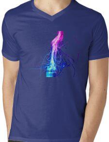 smoky VAPE t-shirt Mens V-Neck T-Shirt
