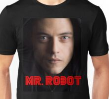 MR. ROBOT Print  Unisex T-Shirt