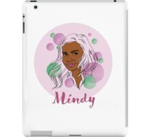 Mindy Kaling iPad Case/Skin