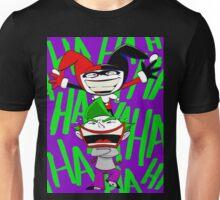 Ha ha ha! Unisex T-Shirt