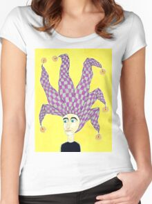 Jester Women's Fitted Scoop T-Shirt