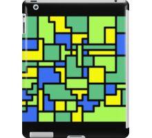 Colorado - cool colors iPad Case/Skin