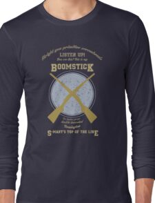 The Boomstick Academy Long Sleeve T-Shirt