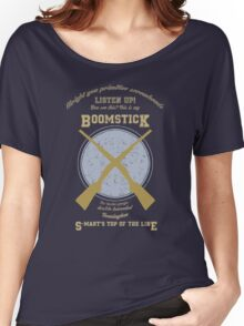 The Boomstick Academy Women's Relaxed Fit T-Shirt