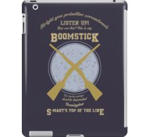 The Boomstick Academy iPad Case/Skin