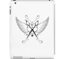 Angel Cutting iPad Case/Skin