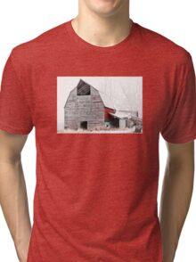 scars Tri-blend T-Shirt