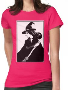 Elphaba Thropp, the Wicked Witch of the West Womens Fitted T-Shirt