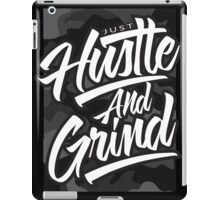 Hustle x Grind iPad Case/Skin