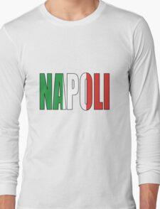 Napoli. Long Sleeve T-Shirt