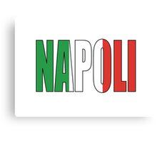 Napoli. Canvas Print