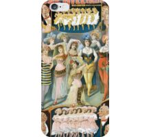 Performing Arts Posters Rose Hill English Folly Co 0317 iPhone Case/Skin