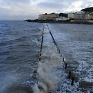The Causeway at Weston-super-Mare by trish725