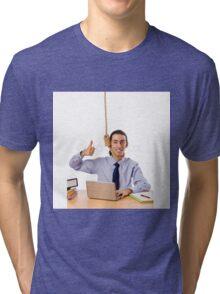 Killing myself Tri-blend T-Shirt
