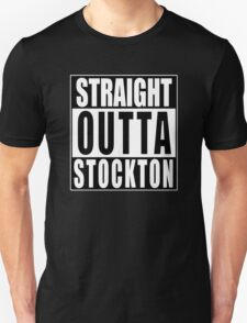 Nate Diaz Nick Diaz, Straight Outta Stockton Unisex T-Shirt