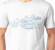 Final Fantasy XI Word Cloud Unisex T-Shirt