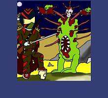 space monster hunter  Unisex T-Shirt