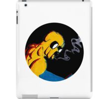 Noir Jake the Dog! iPad Case/Skin