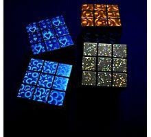 Cubes Photographic Print