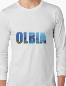 Olbia Long Sleeve T-Shirt