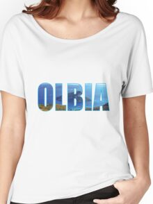 Olbia Women's Relaxed Fit T-Shirt