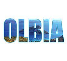Olbia Photographic Print