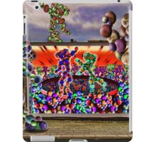 The Soap Bubble Fight Club iPad Case/Skin