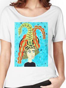 1700's English Taffeta Women's Relaxed Fit T-Shirt