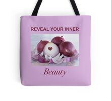 REVEAL YOUR INNER BEAUTY Tote Bag