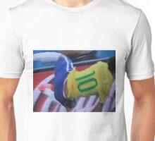 2014 Football World Cup, Brazil - Croatia 3-1, Neymar in the Air Unisex T-Shirt