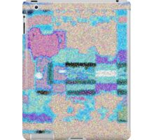 Alien Mosaic iPad Case/Skin