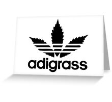 Adigrass Need For Weed Greeting Card