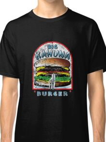 "Big ""KAHUNA"" Burger - Distressed Variant Classic T-Shirt"