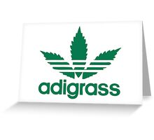 Adigrass - Need For Weed Greeting Card