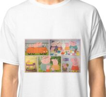 Peppa Pigs Tribute Classic T-Shirt