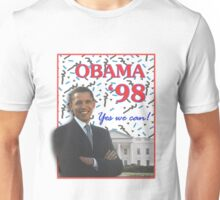 OBAMA '98 - On The Campaign Trail Unisex T-Shirt