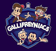 Gallifreyniacs by studown
