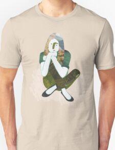 Dreaming / Zen girl Unisex T-Shirt