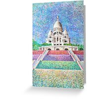 Paris Monument Greeting Card
