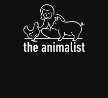 The Animalist - White Unisex T-Shirt