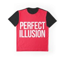 Perfect Illusion - Lady Gaga Graphic T-Shirt