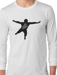 Chris Benoit wrestling Long Sleeve T-Shirt