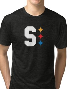 COLOR RUSH Tri-blend T-Shirt